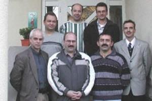 Jahresabschlussfeier 2000