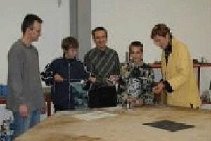 Schulprojekttage 2004