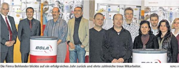 Laborbedarf-Hersteller zieht positives Fazit für 2010