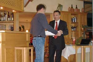 Jahresabschlussfeier 2006